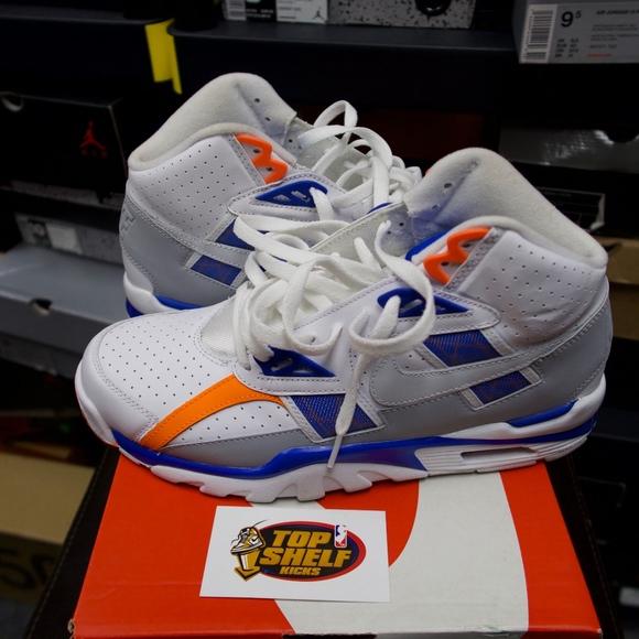 Contaminado Goneryl postre  Nike Shoes | Air Nike Trainer Sc High Reverse Auburn Size | Poshmark
